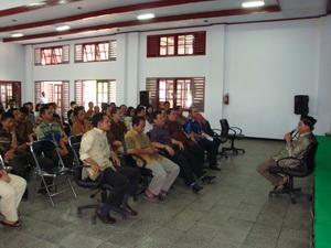 Ultah BPK RI Perwakilan Propinsi Bengkulu